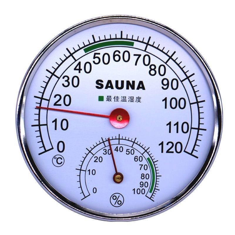 Термометр-Гигрометр термограф влажности метр Hydrothermograph метеостанции для сауны индуктивной указатель 0c-120c