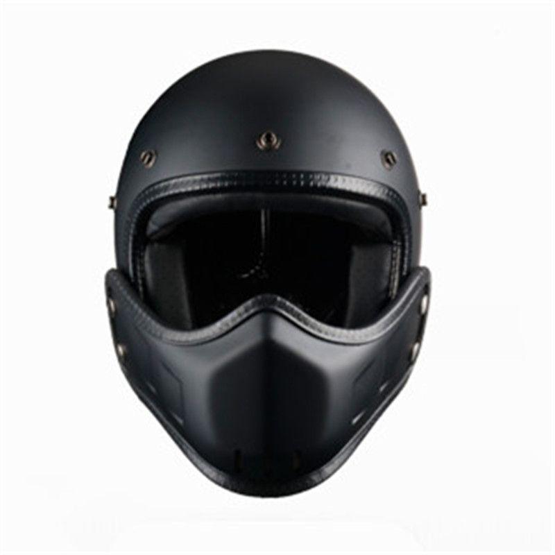 vintage motorcycle helmet jet capacetes de motociclista harley Personality helmet vespa cascos para moto cafe racer