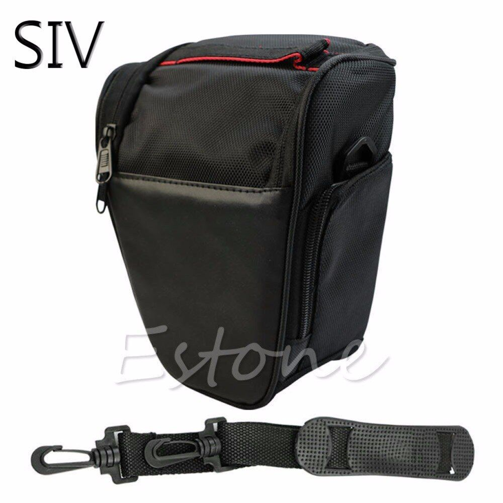 SIV 1 UNID SIV Camera Case Bag For Canon DSLR Rebel T3i T3 T4i T5i EOS 1100D 700D 650D 70D 60D
