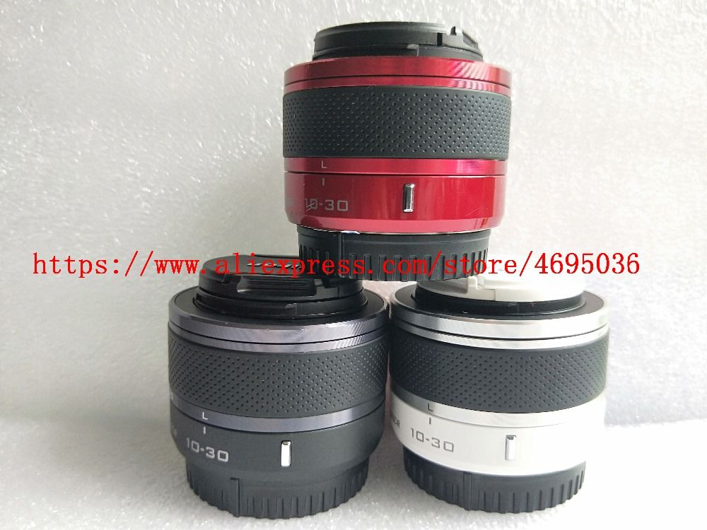 Für Nikon 1 10-30mm Zoom objektiv V1 V2 V3 J1 J2 J3 J4 J5 10-30 f/3,5-5,6 spiegellose kamera objektiv (Second-Hand)