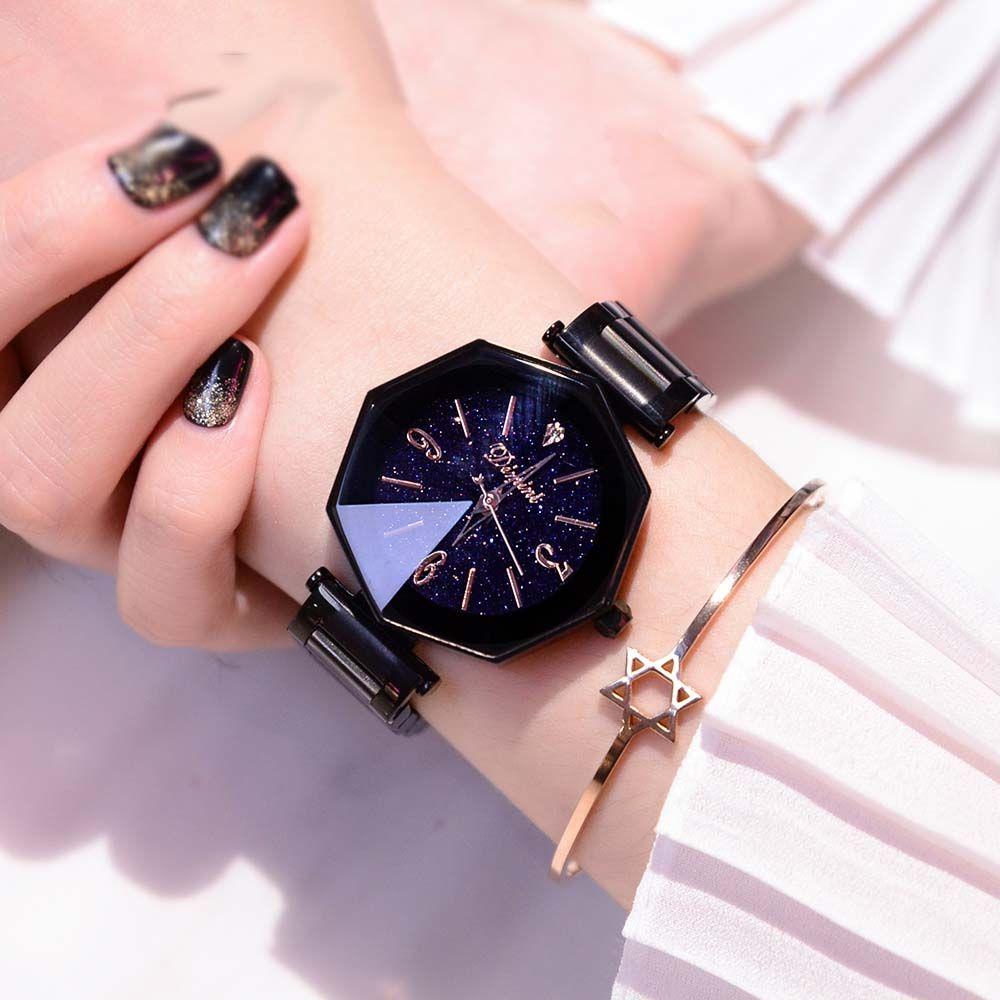 2018 Super Schönheit Frauen Uhren Mode Damen Kleid uhr frauen Luxury Kausal Uhren Uhr Weibliche Edelstahl Armbanduhren