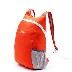 18L Ultralight Foldable Kebugaran Olahraga Gym Tas Tahan Air Bersepeda Ransel Pria Wanita Outdoor Camping Hiking Perjalanan Tas Mendaki
