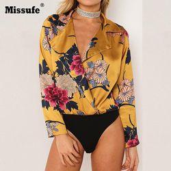 Nouveau 2018 Sexy Imprimé floral Combinaisons Femmes Barboteuses Courte Femelle Salopette Robe Combinaison Maigre Partie Feminino Mousseline de Soie Body