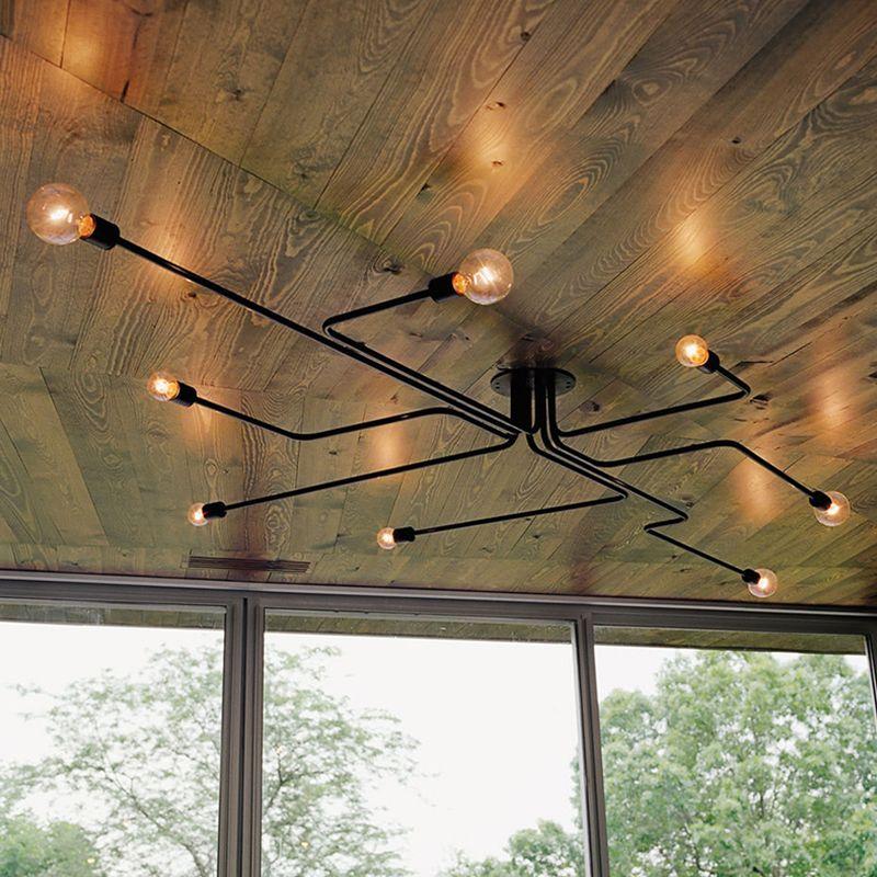 Винтажные подвесные светильники промышленные подвеска железа Светильников LED современный бар кофе Свет Lampara кухня ресторан лампа