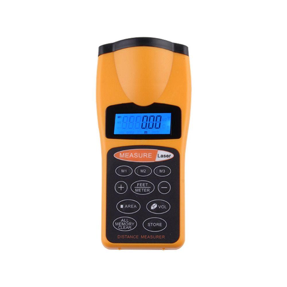 1Pc CP-3007 laser distance meter measurer laser rangefinder medidor trena digital rangefinders hunting laser measuring tape
