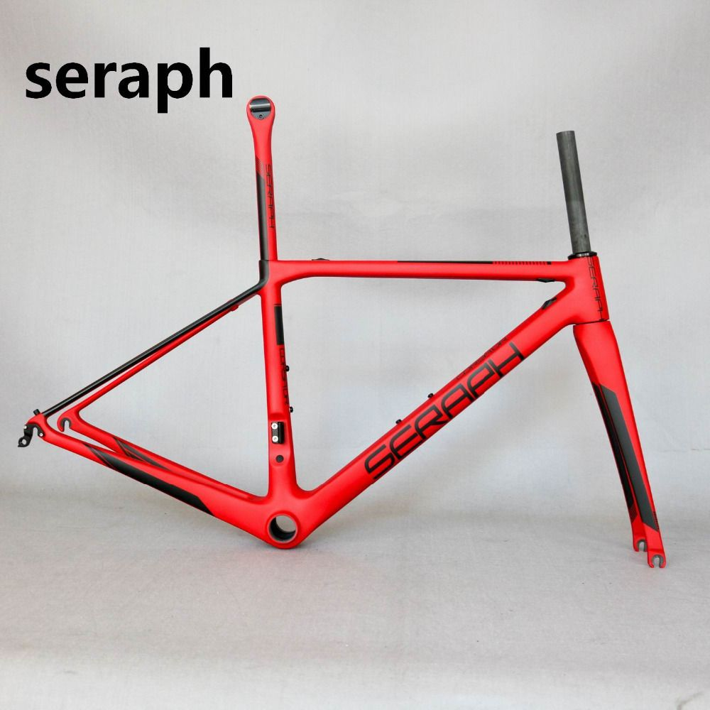 accept custom paint carbon frame FM008 EPS Technology DI2 groupset bike carbon frame OEM frame T1000 super light carbon frame