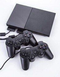 Dual Core PAP TV Video Game Console with Dual 2.4G Controller and 100+ Built in Arcade Games