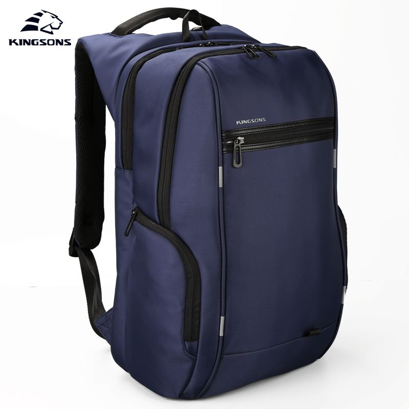 NEW Kingsons 13.3/15.6 /17.3 inch Men Women's Multi-function Laptop Backpack Business Leisure Travel School Bags Backpack
