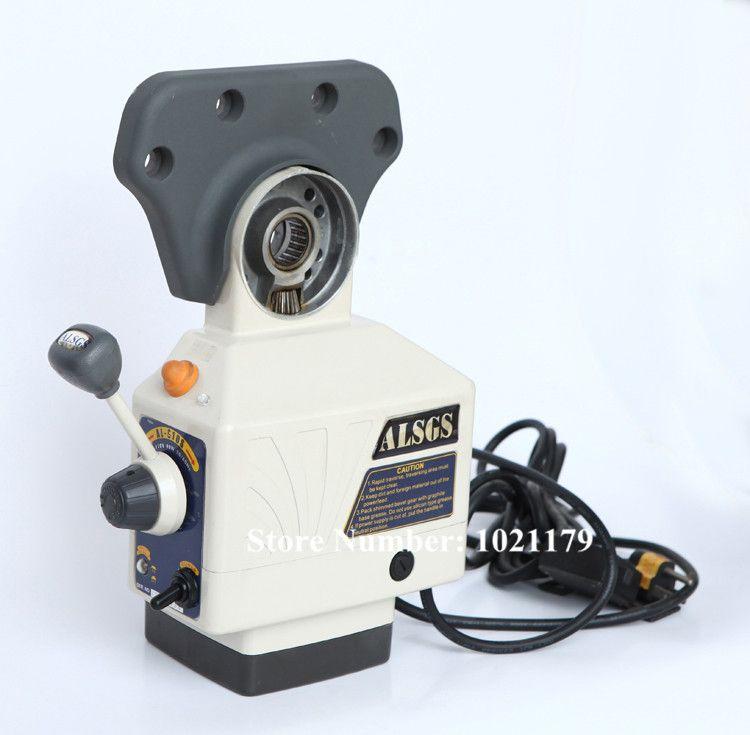AL-510S Einspeisung 650in-lb 200 RPM AC220V/110 V Power Tisch Feed Größeren Drehmoment Fräsmaschine Xyz-achse Automatische Feeder