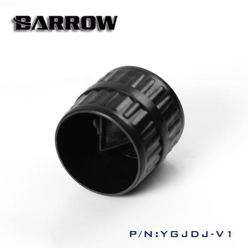 Barrow Bouche de acrylique/PETG dur tube tuyau rigide lisse ordinateur système de refroidissement d'eau utiliser YGJDJ-V1