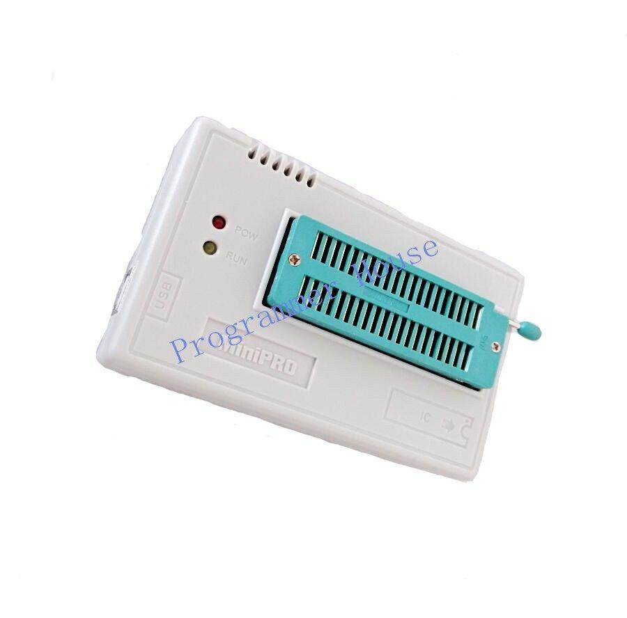 Original XGECU V8.11 TL866II Plus EEPROM PIC AVR TL866A TL866CS USB Universal BIOS nand Programmer 24 93 25 mcu Bios EPROM