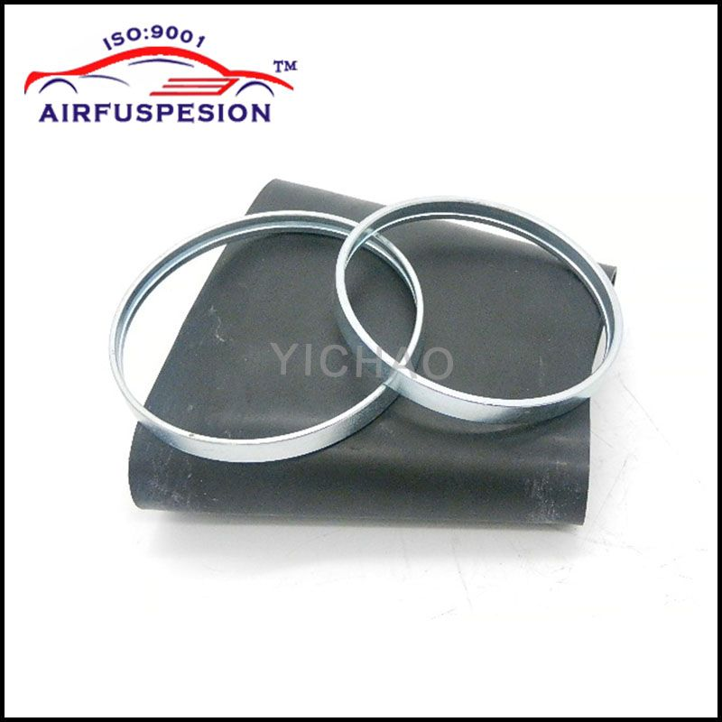 Free Shipping Rubber Sleeve With Rings for Mercedes W220 High Quality Rubber Bellows Front Air Spring Bladder 2203202438