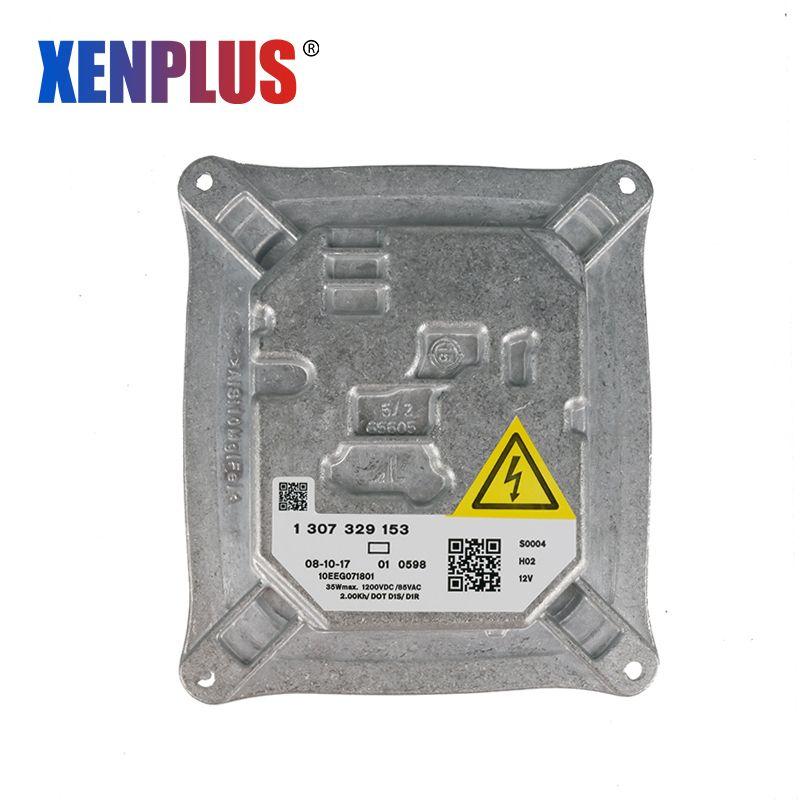 Xenplus 1pcs 100% new 1307329153 OEM Xenon HID Headlight Ballast Module for BMW 328i 328xi 335i 335xi E90 M3 E70 X5 Cooper