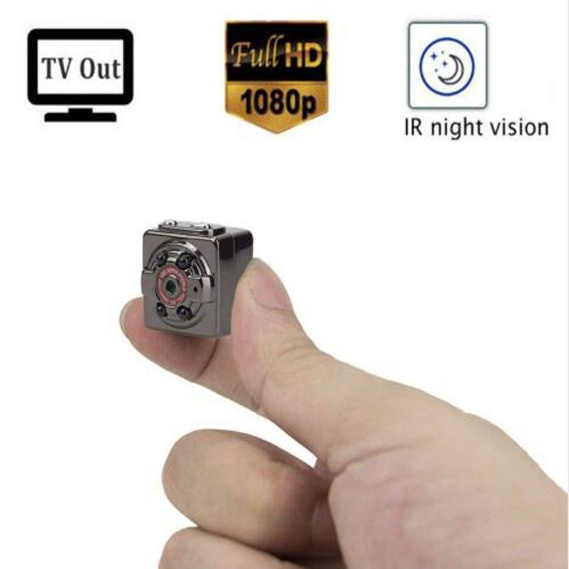 Full HD MINI Caméra 1080 P 12MP Nuit Vision À L'extérieur Nounou Micro Cam Détection de Mouvement Numérique Camcordor Enregistreur Espia SQ8 espionné