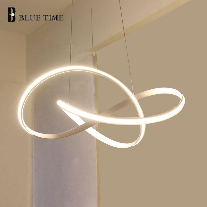 Kreative Neue Moderne Led-pendelleuchte Für Esszimmer Wohnzimmer Schlafzimmer Kaffeeraum Lustures LED Pendelleuchte Leuchte