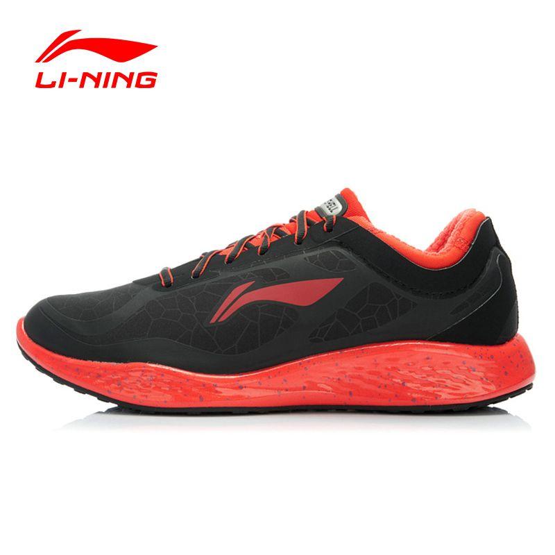 Li-Ning Кроссовки Для мужчин Водонепроницаемый амортизацию Li-Ning облако techonology Спортивная обувь Для мужчин Спортивная обувь arhj051 xyp038
