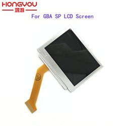 For Nintendo Game Boy Advance SP For GBA SP LCD Screen OEM Backlit Brighter Highlight AGS-101