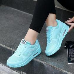 2017 Fashion Korean Women Shoes Spring Tenis Feminino Casual Shoes Outdoor Walking Shoes Women Flats Pink Lace Up Ladies Shoe