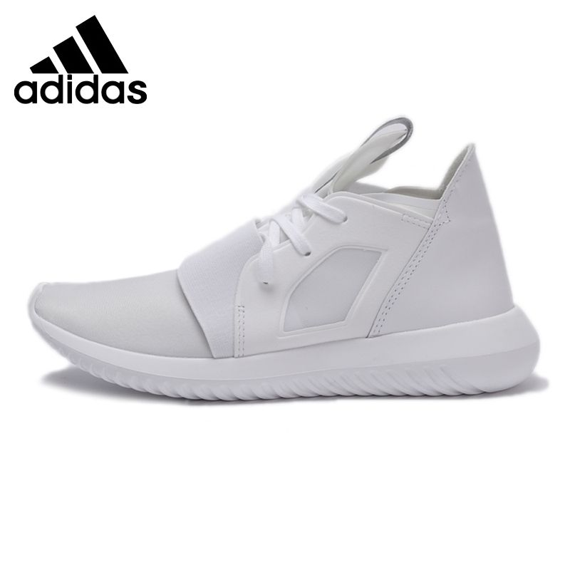Original New Arrival 2017 Adidas Originals TUBULAR DEFIANT W Women's Skateboarding Shoes Sneakers