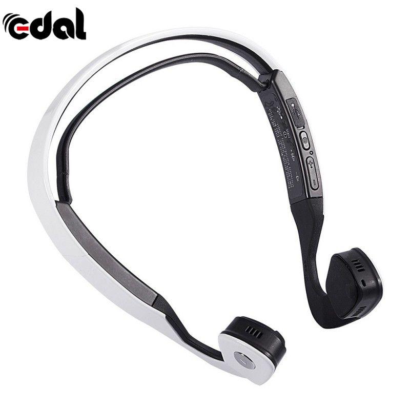 Exercice Sans Fil Pour Bluetooth 4.0 Conduction Osseuse Sans Fil Stéréo Casque Sport Casque Pour la Course