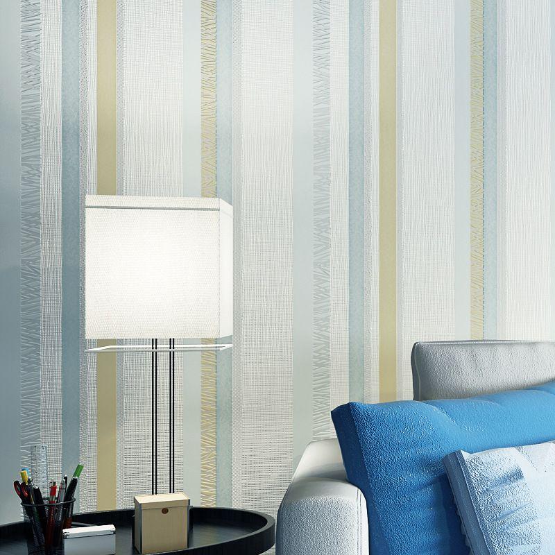 Beibehang Moderno simple amplia línea wallpaper pared de fondo salón dormitorio tienda de ropa de rayas geométrica papel tapiz