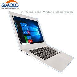 14 pouces ultrabook ordinateur portable Windows 10 ordinateur portable 10000 mah batterie Intl Atom X5 Z8350 2 gb 32 gb MEM ROM WIFI caméra