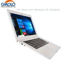 14inch ultrabook laptop Windows 10 notebook computer 10000mAh battery Atom X5 Z8350 2GB 32GB 1920*1080 HD screen