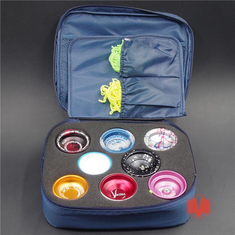 Offre spéciale Yoyo Toys' sac Yo-yo paquet d'admission professionnel Yoyo collectionneurs/sac 5 types de couleur