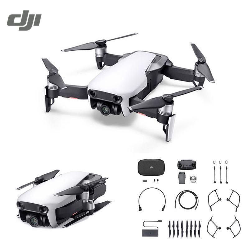 DJI Mavic Air 4KM FPV w/ 3-Axis Gimbal 4K Camera 32MP Sphere Panoramas RC Racing Drone Foldable Quadcopter Combo VS Spark