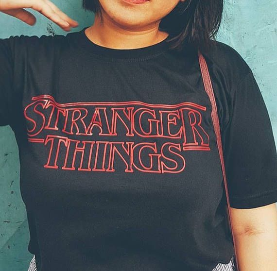Hillbilly Stranger Things Inspired Top Shop Unisex Mens Womans Tv Horror New T Shirts Letter Print Cotton Fashion Tees & Tops