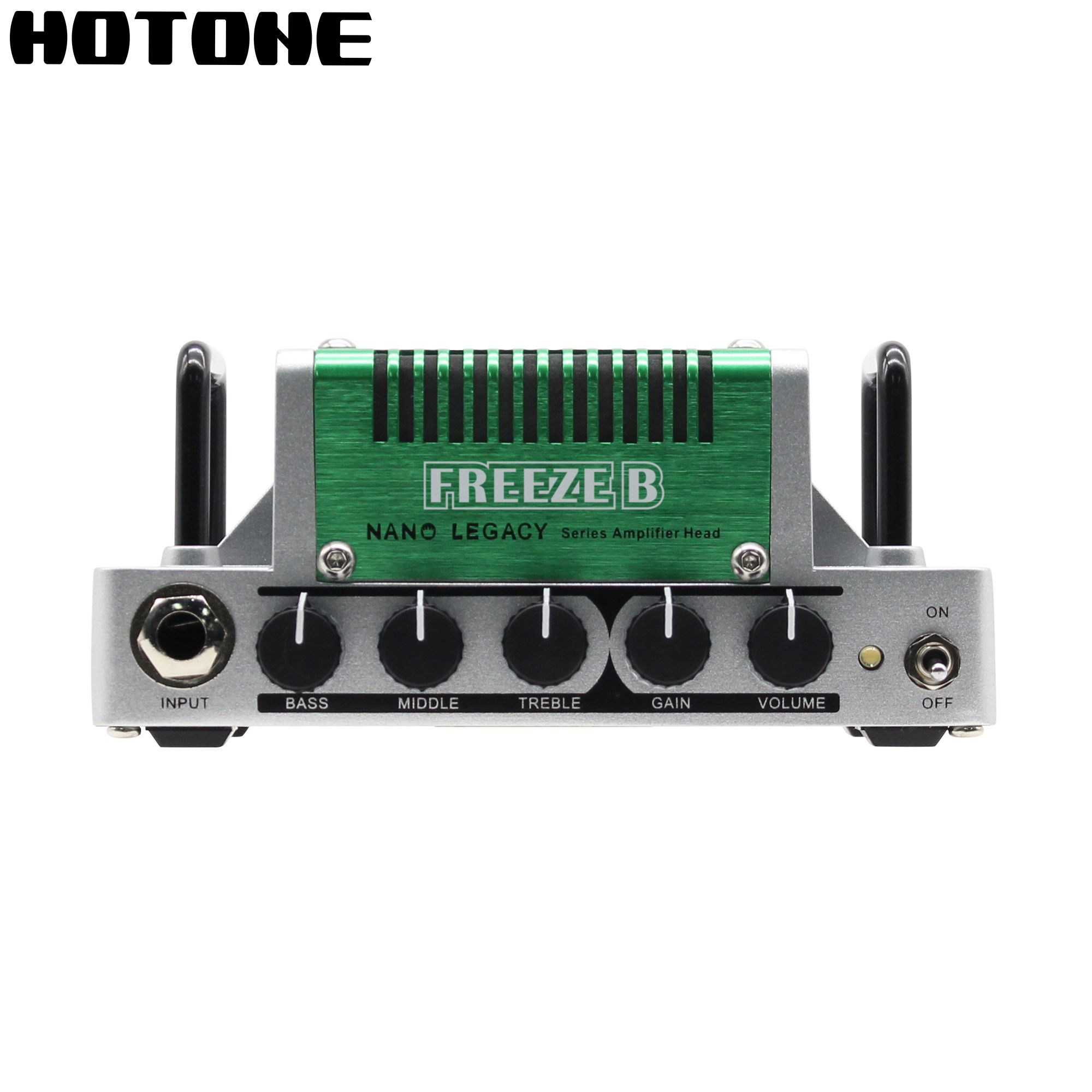 Hotone Freeze B Classic AB Amplifier Head 3 Band EQ 5 Watts Output Nano Legacy Series Inspired by UK-style High Gain AMP Head