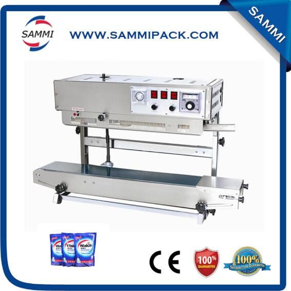 Automatic Vertical Plastic Bag Sealing Machine, Electric Film Heat Sealer
