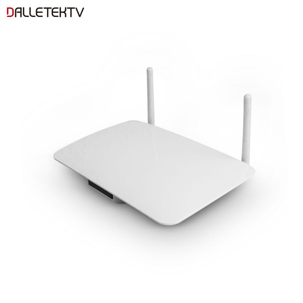 Leadcool TV box Q1404 Android TV Receiver Build in wifi Quad-Core Arabic TV box RK3229 1G 8G Leadcool Media Player