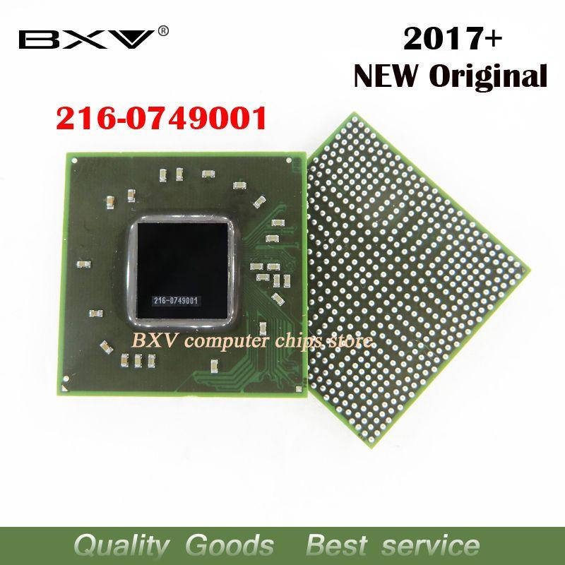 DC: 2017 + 216-0749001 216 0749001 100% nouveau original BGA chipset pour ordinateur portable livraison gratuite avec suivi complet message