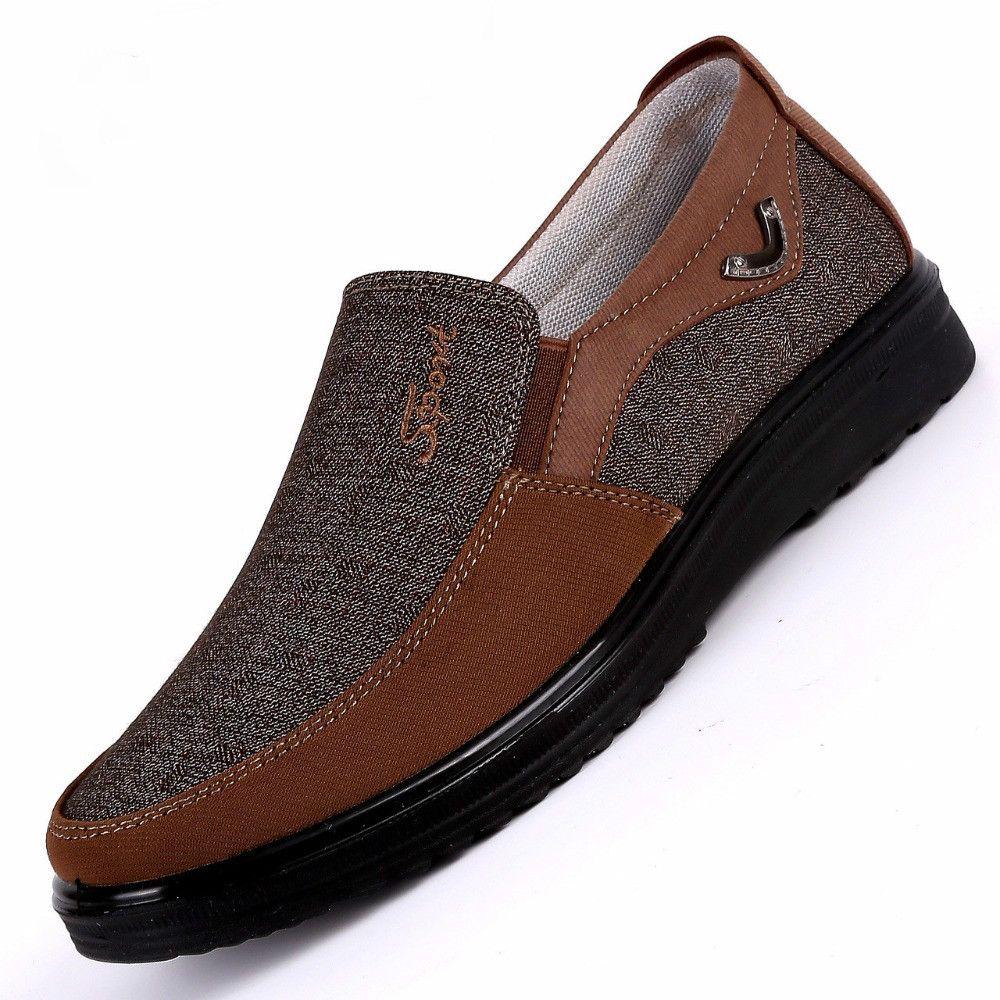 2019 hommes chaussures haute couture homme été blanc chaussures de haute qualité respirant chaussures plates Zapatos Hombre grande taille 38-48 ZY-253