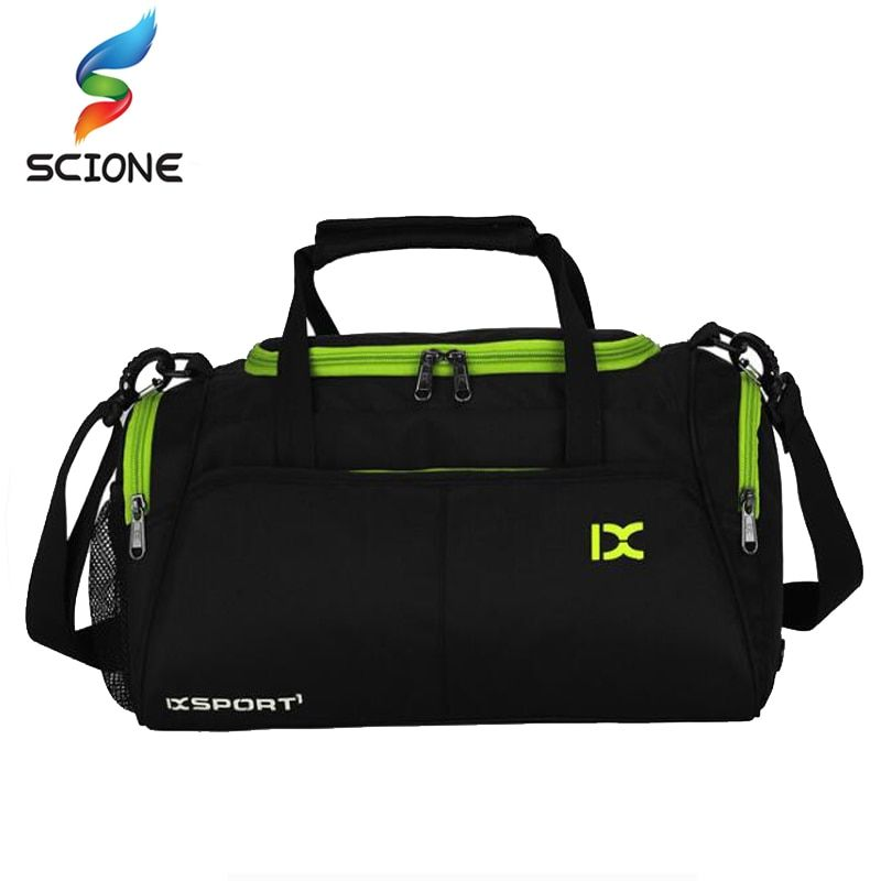 2017 Hot Top Quality Professional Large Capacity Sports Bag Waterproof Gym Bag For Men/Women Duffle Sports Bag Travel Backpack
