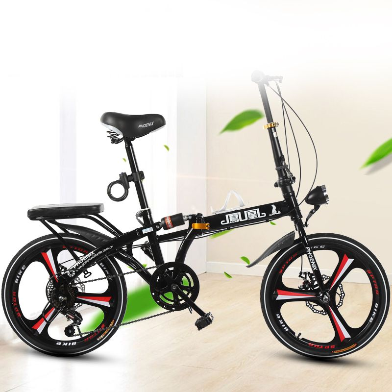 K2 2019 New16 zoll und 20-inch klapp fahrrad für erwachsene Ultra-licht-geschwindigkeit tragbare kinder fahrrad für jungen und mädchen