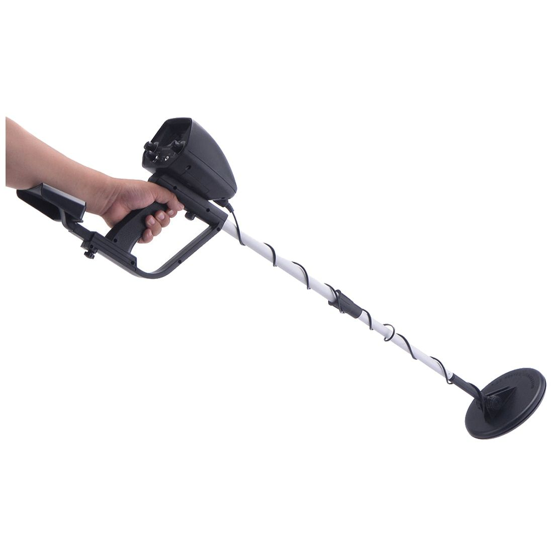 Waterproof Metal Detector Deep Sensitive Search Gold Digger Hunter 6.5 inch MD-4030 Handheld Metal Detector Scanning Gold Hunter
