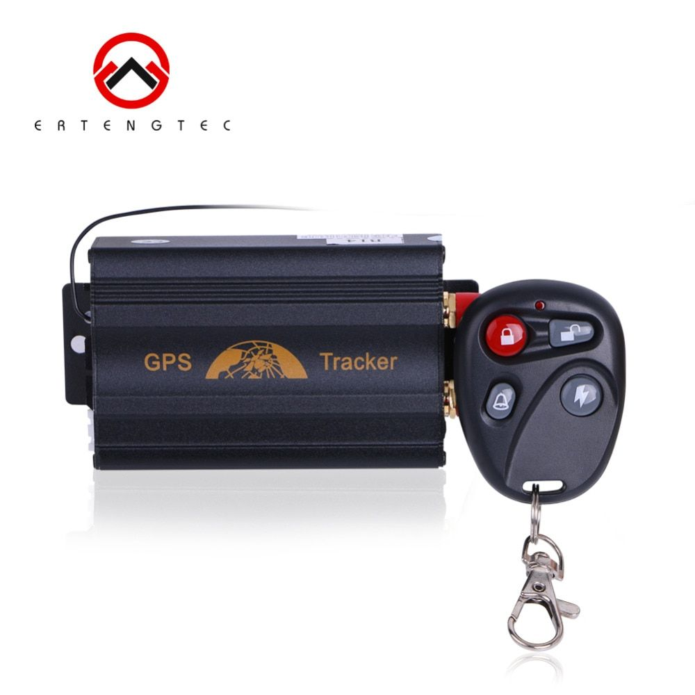 GPS Tracker Car Tracking Device Crawler Retainer Coban TK103B Cut Off Oil GSM GPS Locator Voice Monitor Shock Alarm FREE Web APP