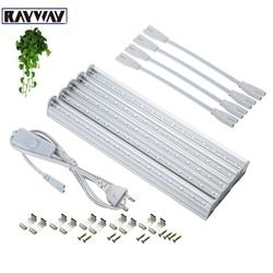 RAYWAY Led Grow Light Full Spectrum T5 Tube LED Indoor Plant Lamp Hydroponic system Greenhouse LED grow tent Lamps for plants