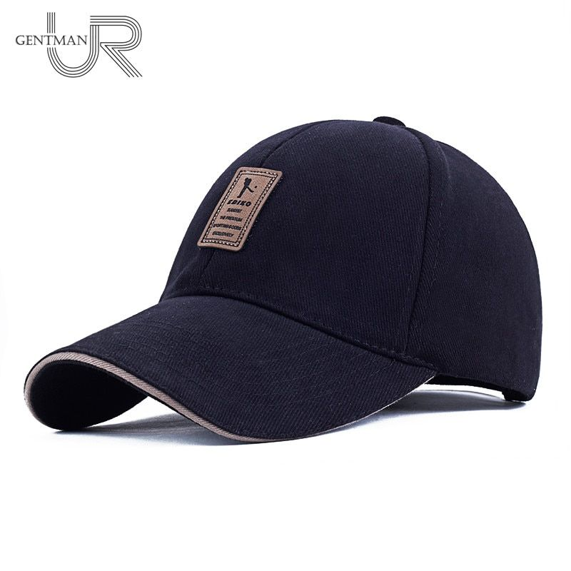 Hot Sale Unisex Brand Fashion Baseball Cap Sports Golf Snapback Simple Solid Color Hats For Men High Quality Cap