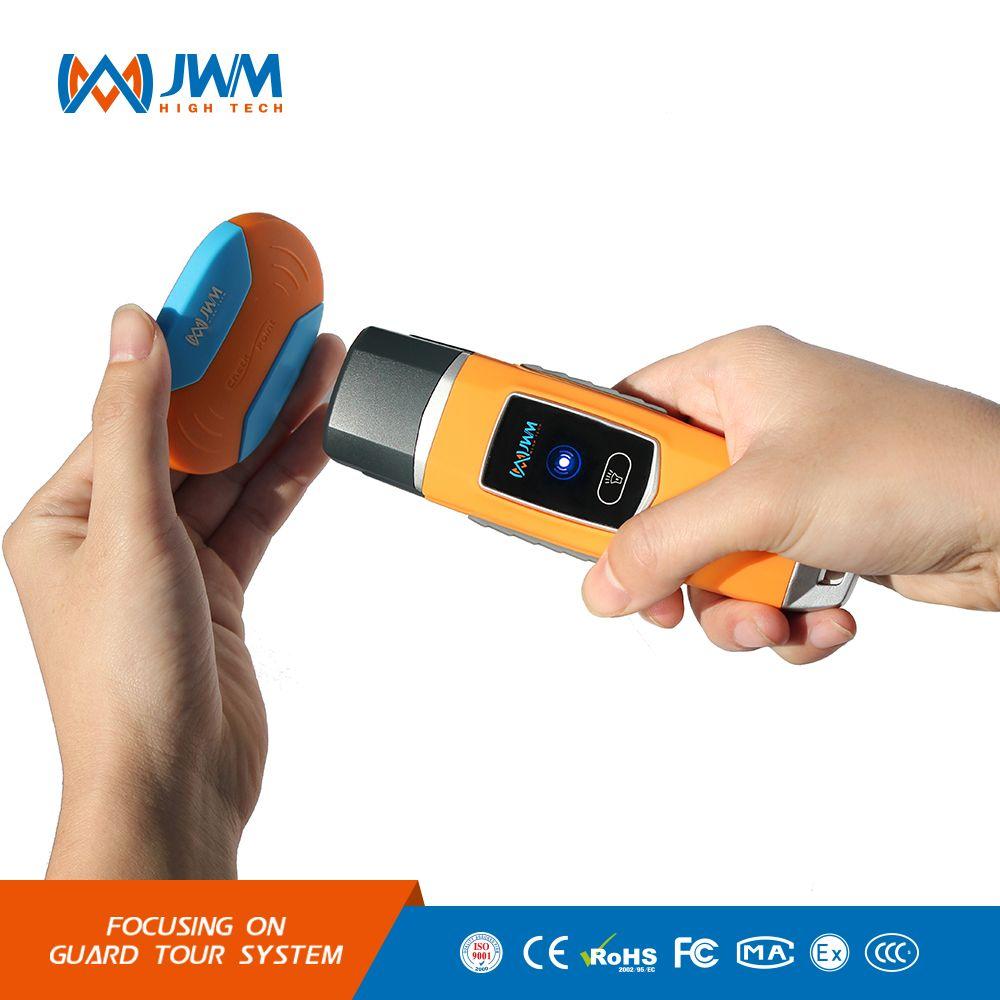 2017 JWM New Product RFID guard tour patrol pipe,guard monitoring system,guard patrol wand
