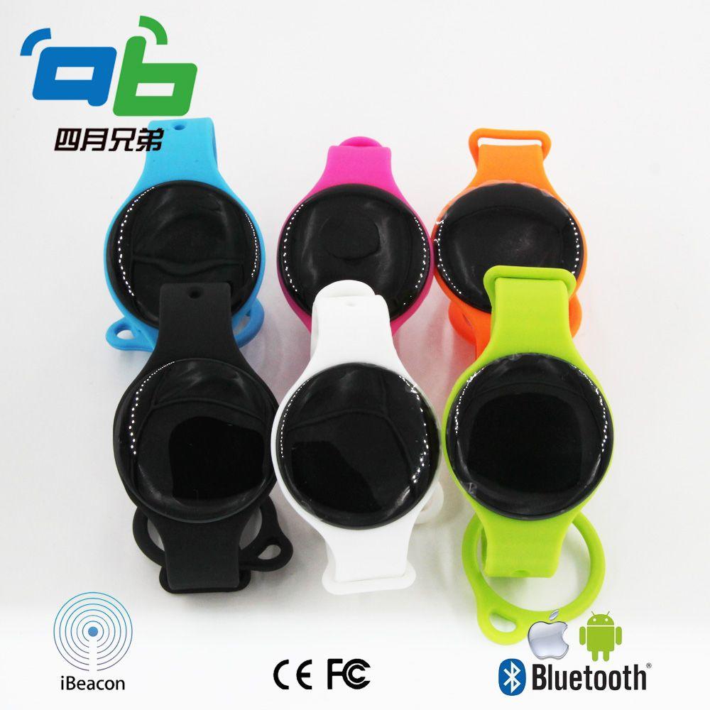 Bracelet igyrophare 4.0 BLE Bluetooth Module dialogue 14580 balises