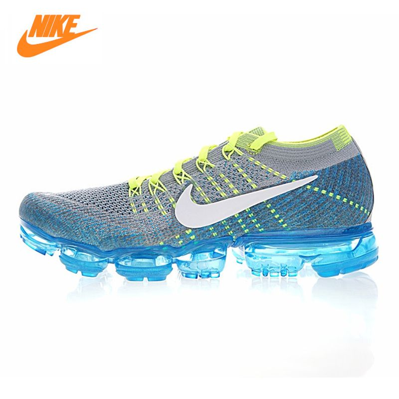 Nike Air Vapormax Sprite herren Laufschuhe, Hellblau, Dämpfung rutschfeste verschleißfeste Atmungsaktiv 849558 022