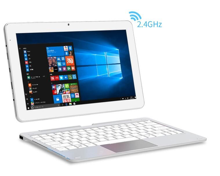 Cube Mix Plus 2 in1Windows 10 Intel Kaby Lake Core M3-7Y30 Dual Core ALLDOCUBE10.6 inch IPS Capacitive Screen 4GB RAM 128GB SSD