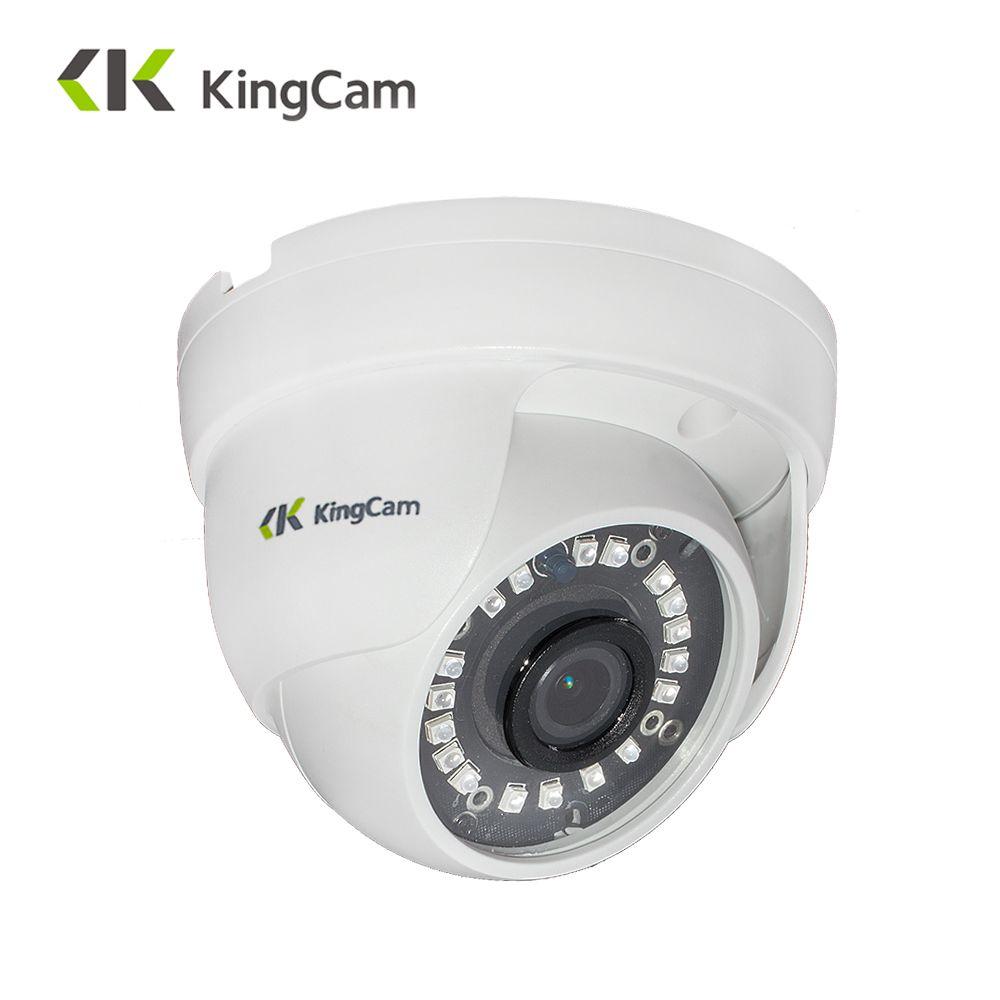 KingCam Laser IR LED Ip-kamera 1080 P 960 P 720 P Sicherheit indoor Dome CCTV ONVIF Netzwerk CCTV Überwachung kameras ipcam RTSP