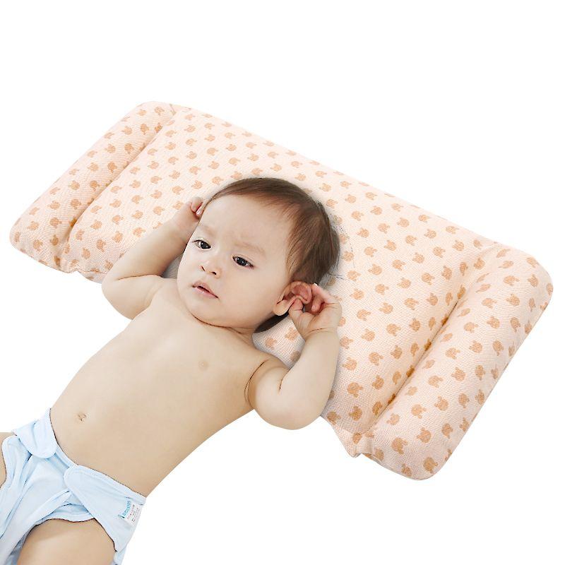 Декор комнаты памяти престарелых Хлопок Подушка Анти-опрокидывание помочь ребенку развить хороший положение для сна для защиты головы Тип
