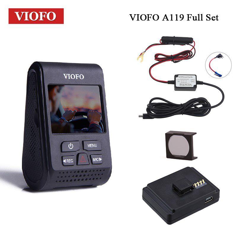 VIOFO Car DVR A119 V2 Dash Cam 2.0