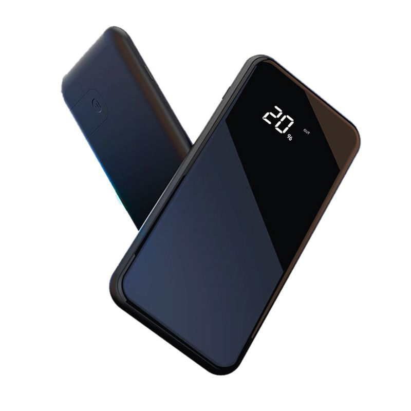10000 mah Telefon Halter QI Drahtlose Ladegerät Dual USB Power Bank 5 v 2A Externe Batterie Power für iphone X 8 Samsung S8 Note8