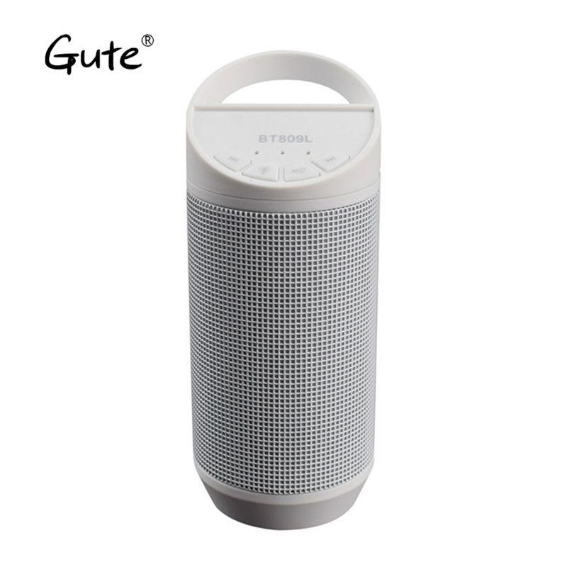 Gute hot sale colorful Column new Light speaker altavoz Bluetooth Radio handle portable loudspeaker caixa de som portatil xl fan